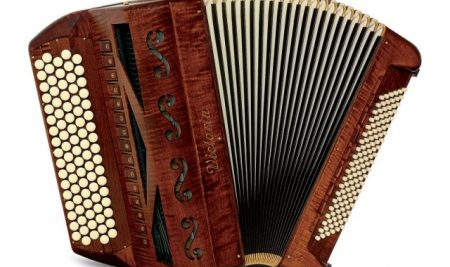The Great Difference Between Button Accordion Types – Standard and Free Bass, Orchestral