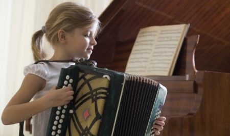 Primary Education System to Play The Accordion – Part One